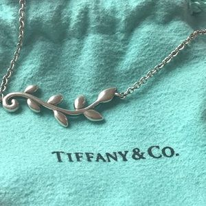 Picasso Tiffany & Co Olive Leaf Vine Bracelet